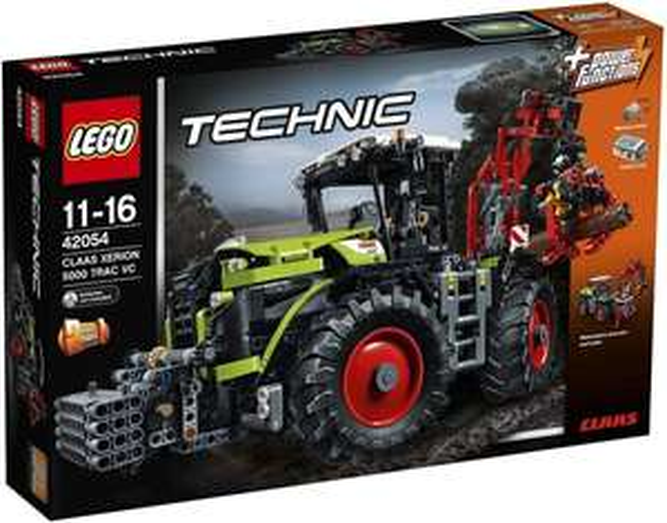 [METRO]  Lego Claas 42054 Xerion 5000 nur mit 20% Aktionsgutschein für 95,20€ brutto