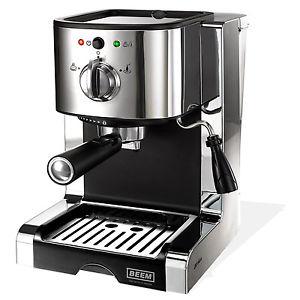BEEM Espressomaschi Ultimate 20 bar, AB 12:00 Uhr nur 71,95€ statt 99€