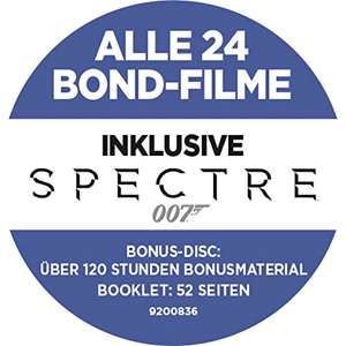 James Bond Collection DVD oder Bluray VGL Preis 115,98 € Amazon