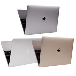 "Apple MacBook 12"" (30,5cm) Retina Notebook 256GB SSD"