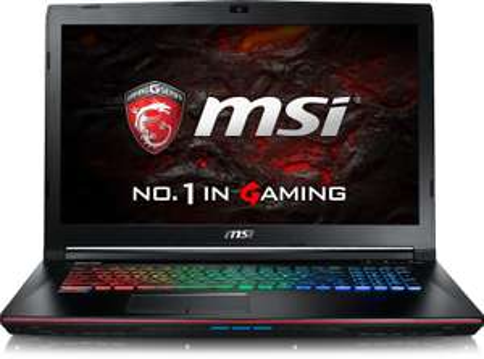 MSI GE72VR-6RF161 Gaming Notebook mit GTX1060 bei notebook.de/eBay
