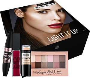 "[Amazon Prime] Maybelline New York It Look Box ""Light it up"" + gratis Teint-Produkt für 15,96€"