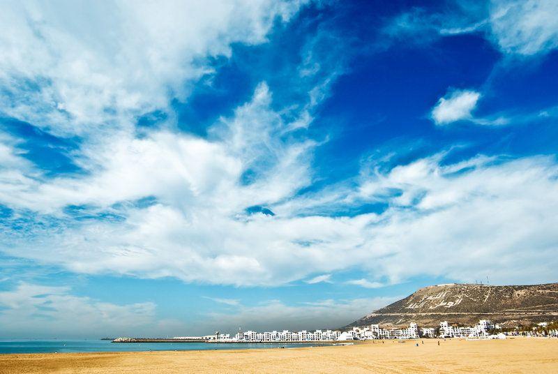 1 Woche Marokko mit Flügen, 3* Hotel & Transfer für 90 €