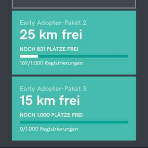 drive by - Neues Carsharing Angebot in Berlin