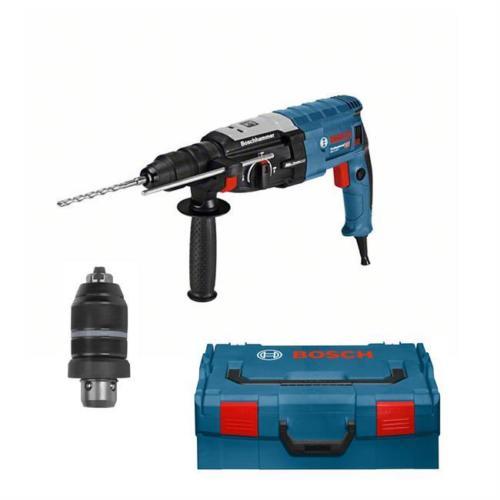 [EBay PowerWOW!] Bosch GBH 2-28 F inkl. Wechselfutter + L-Boxx / EbayPlus: 152,91€