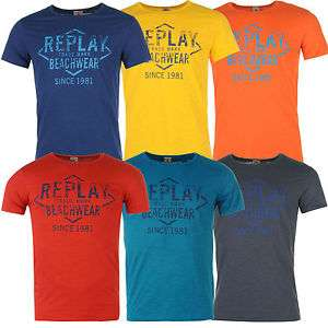 Replay Herren T-Shirts für 11,59€ [eBay]