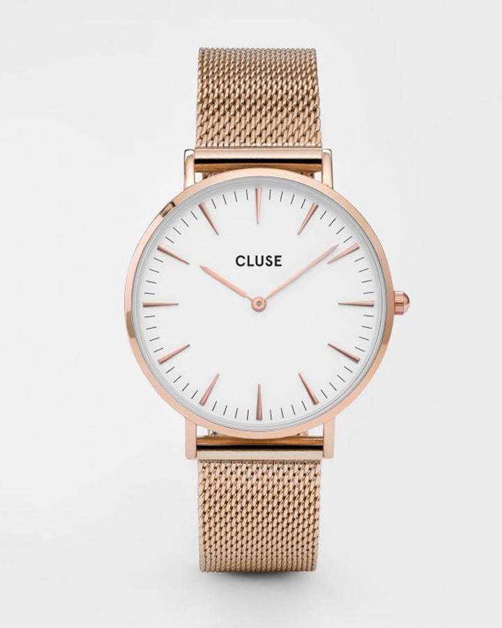Traumhafte Cluse-Armbanduhr für 79,92€ 20% billiger bei Stierblut