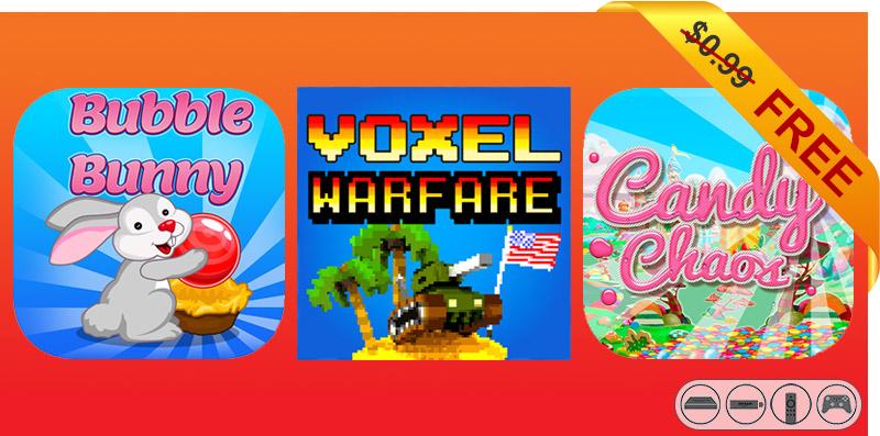 Amazon FireTV: 3 kostenlose Spiele