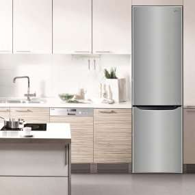 LG Kühl-Gefrierkombination mit 10 Jahren Motorgarantie?, Total NoFrost, Multiairflow, Fresh Converter