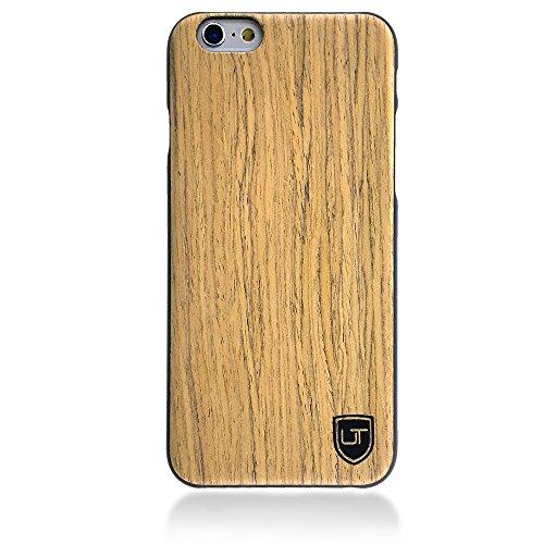 """Holzhülle Case Cover [Ultra-Slim ECHT-Holz] """"Crust"""" UTECTION® Premium Wood-Case für S7 & IPhones (nicht IPhone 7 Modelle)>>> 50% Rabatt"""