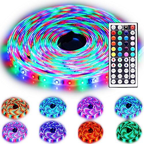 10 Meter LED Band (am Stück) für nur 22.99€ bei Amazon incl Versand (PrimeKunden)