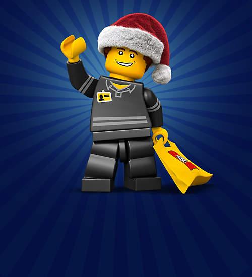 (Lokal Berlin) 20% auf die Black Friday Artikel zur Neueröffnung des Lego Stores Berlin schon heute (24.11.)