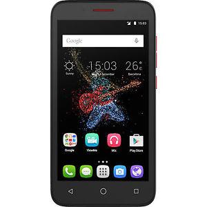 [ebay / Mediamarkt] Alcatel Onetouch Go Play Smartphone (5 Zoll (12,7 cm) IPS Display, 8,0 Megapixel Kamera, LTE, Android 5.0) schwarz/rot
