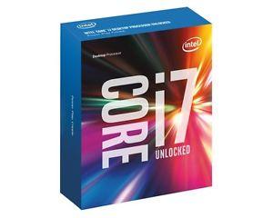 Intel i7 6700K WOF