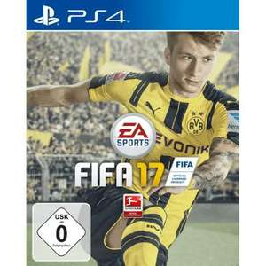Media Markt Fifa 17 PS4 online/lokal