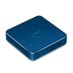 HTPC Voyo V1 Mini PC, APOLLO LAKE Pentium N4200, 4GB, 128GB SSD,Windows 10; WLAN-ac 196,52€