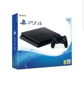 Play Station 4 Slim - 500 GB [RED FRIDAY] (bundesweit)