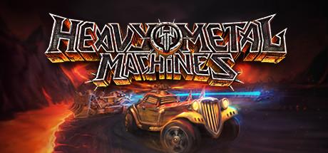 [Steam] Heavy Metal Machines  Beta @Gleam