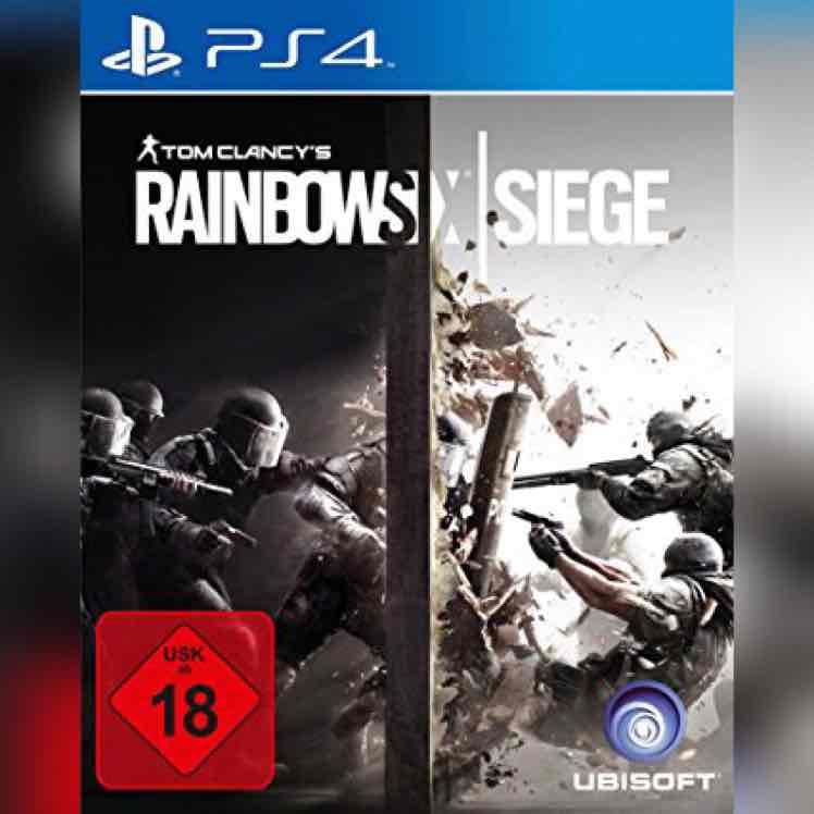 Rainbow Six Siege für PS4 für nur 19,99€ [PSN]