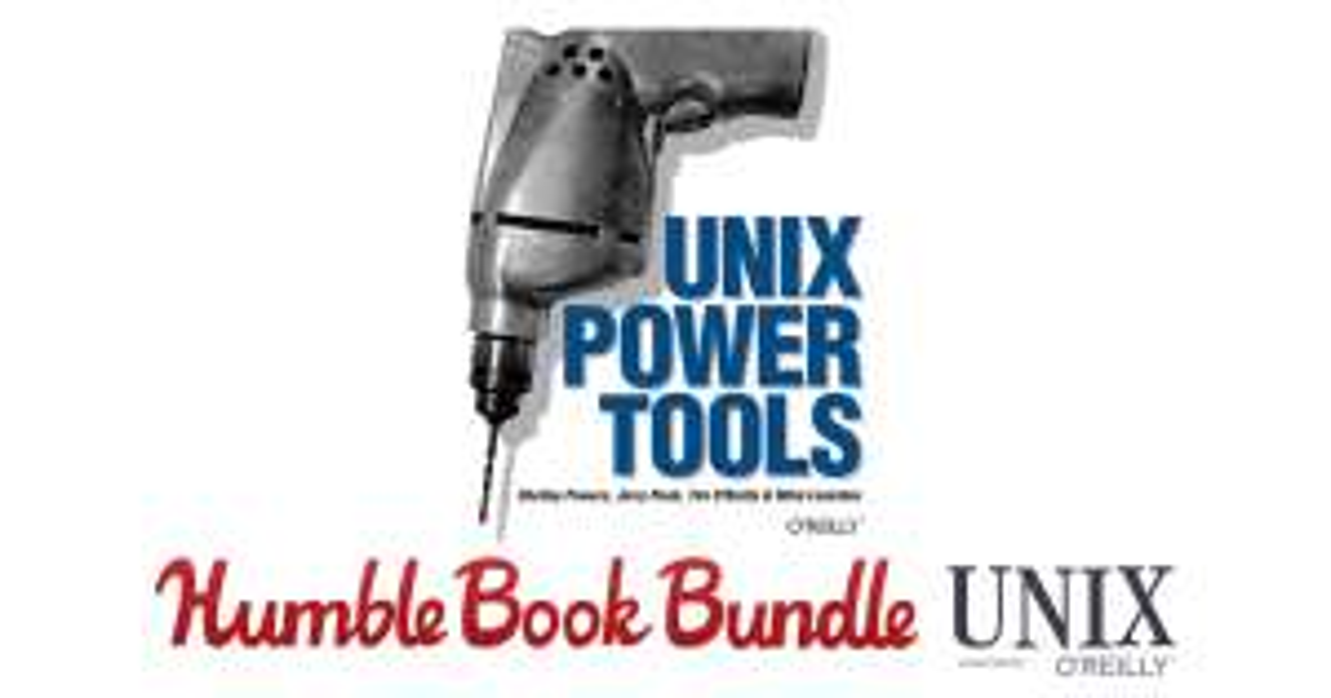 Humble Book Bundle (Unix, O'REILLY)