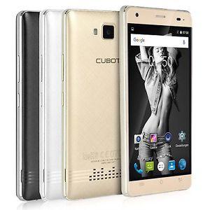 Dual Sim Handy: CUBOT ECHO mit Android 6.0 für 74,70€ mit 10% Ebay Aktion