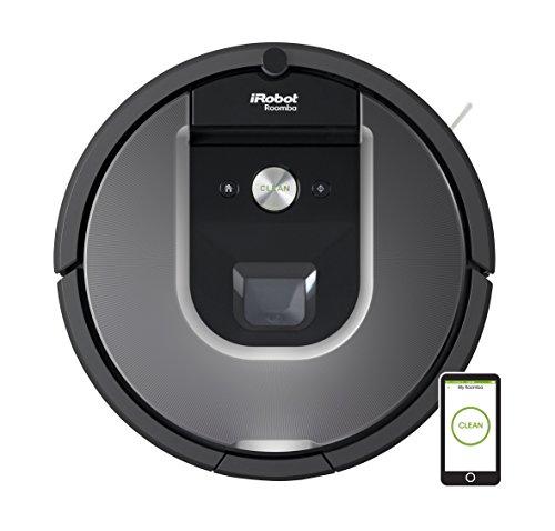 iRobot Roomba 960 Staubsaug-Roboter (systematische Navigation, App) für 696,96€ inkl. Versand statt 899€ bei Amazon.es