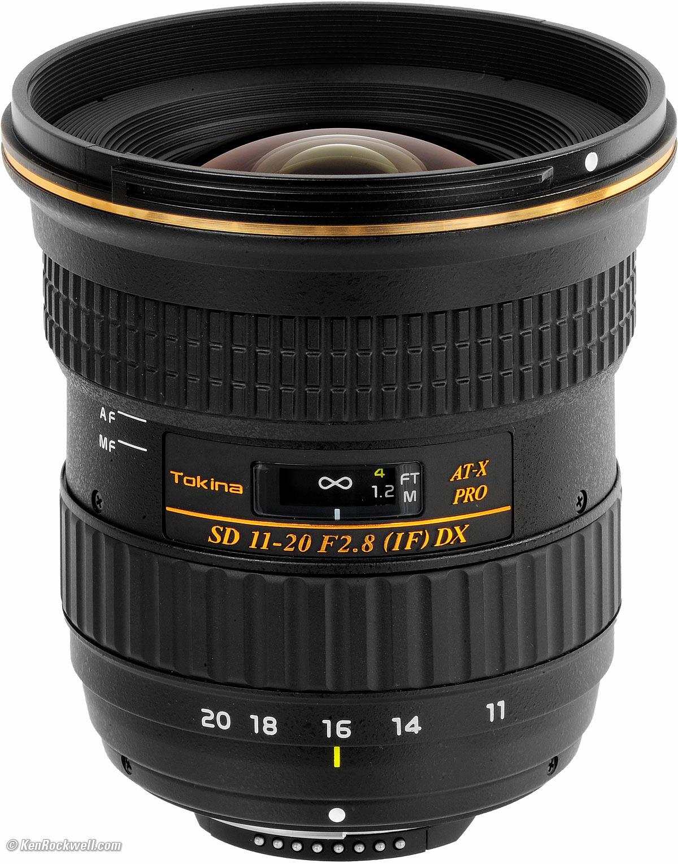 [eBay] Tokina AF 11-20mm f/2.8 PRO DX für Nikon - Mit Gutschein POWERWOW16 und bezahlung per PayPal