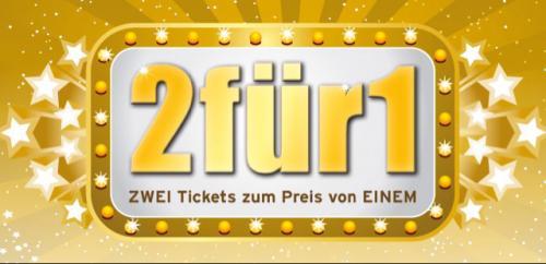 UCI Kinowelt, 1 Woche 2 für 1