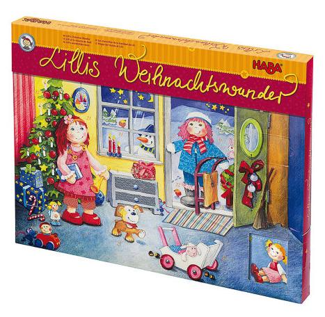 Haba Adventskalender `Lillis Weihnachtswunder´ für 13,04€ inkl. VSK bei [babymarkt] statt ca. 19€