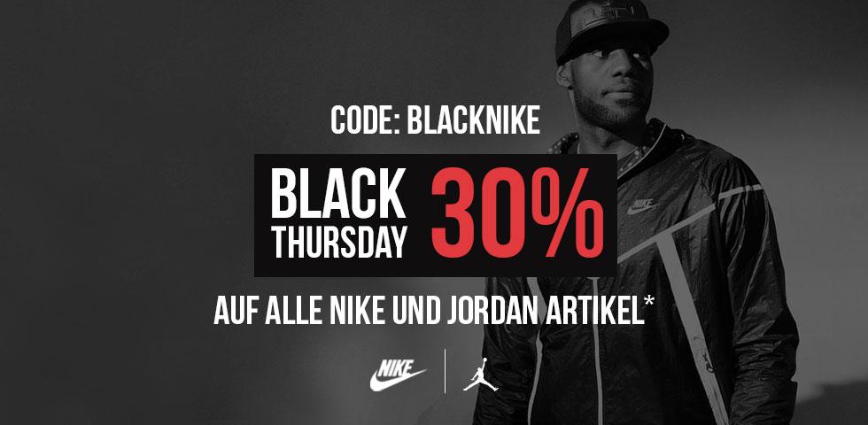 Nike, Adidas, Reebok etc. .... KICKZ.COM Black Friday 30 % Rabatt auf alle nicht-reduzierten Artikel!
