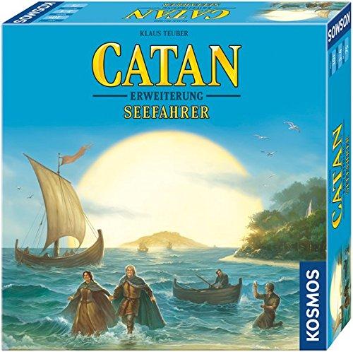 [Amazon Prime] Kosmos - Catan - Seefahrer, neue Edition