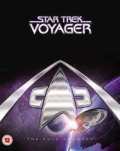 [zavvi.com] Star Trek Voyager - The Complete Collection DVD Staffel 1-7 DVD 40,15 €. PVG: 72,50 €