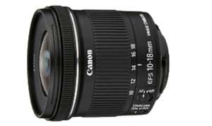 Canon 10-18mm f4,5-5,6 UWW Objektiv (eff 152€/137€) [AMAZON]