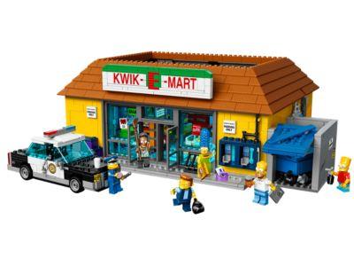 Lego 71016 - Simpsons - Kwik-E-Mart