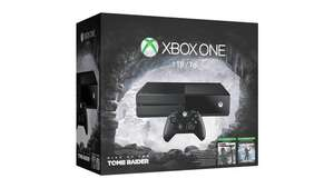 [coolshop.de] Xbox One 1 TB mit Rise of the Tomb Raider oder Fallout 4 für 169,95 €