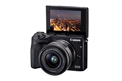 Canon EOS M3 Systemkamera inkl. EF-M 15-45 Kit-Objektiv!!!