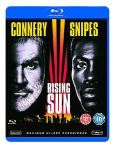 Blu-ray - Rising Sun (Die Wiege der Sonne) ab €4,63 [@Zavvi.de]