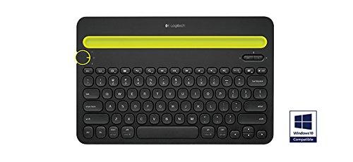 [amazon.de] Logitech K480 kabellose bluetooth Tastatur (schwarz) für 24,89€ inkl. Versand statt ca.37€ | WHD- Sehr Gut -> ab18,38€