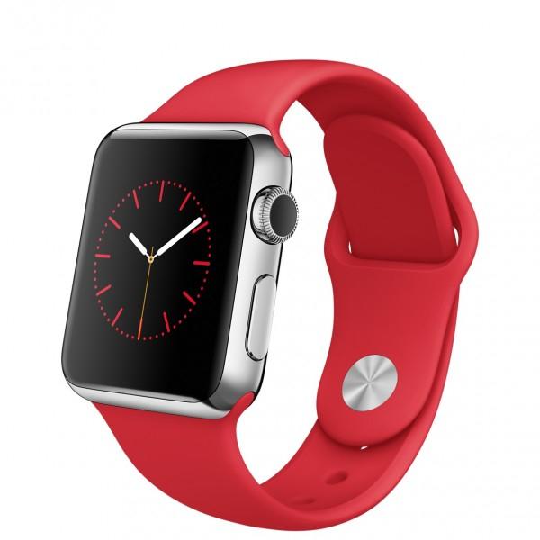 Apple Watch Sale bei Comspot / Apple Watch 42mm Edelstahl 302,90€