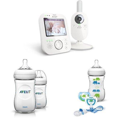 AMAZON - Philips Avent SCD630 Videophone Starter-Set für Jungen 177,99