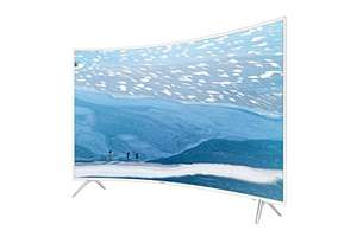 AMAZON - Samsung KU6519 138 cm (55 Zoll) Curved Fernseher 879,00