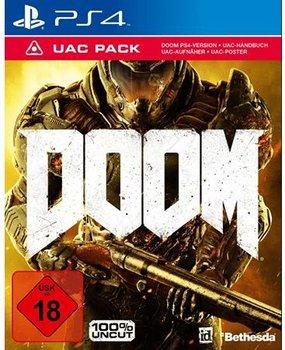 Doom inkl. UAC-Pack (PS4 / XBO) für jeweils 19€ versandkostenfrei [Mediamarkt und Amazon]