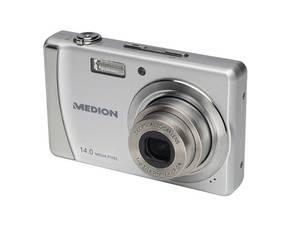 MEDION Life Digitalkamera 14MP  P43008 (MD 86276), für 54,99€ inkl. Versand