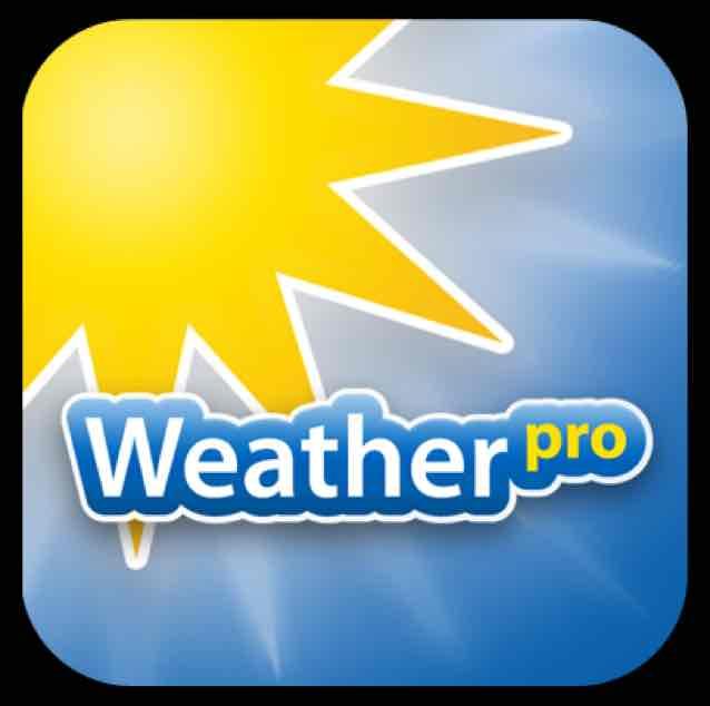 [iOS & Android] Weather Pro für 0,99€ statt 2,99€