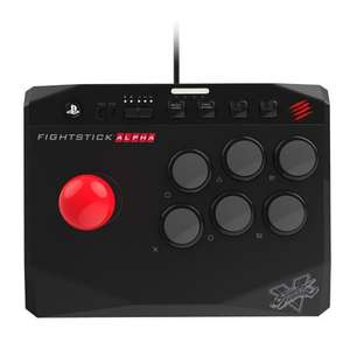 Mad Catz Street Fighter V FightStick Alpha für PS4 und PS3 für 30,90€ @Amazon.de