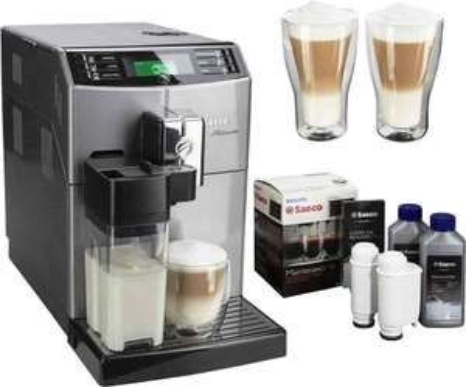 [otto.de] Saeco Kaffeevollautomat HD8867/11 Minuto inkl. Milchkaraffe &Zubehör - Black Friday