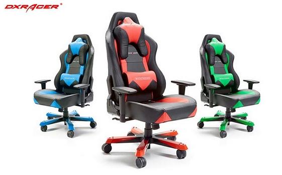 DX-Racer W-Serie (Wide) Gaming Chair für 269,96 mit Paypal
