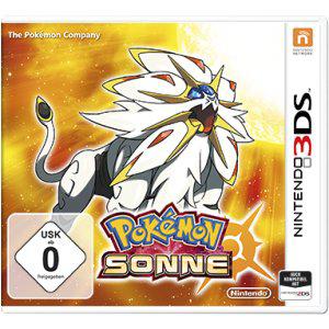 Pokemon Sonne 3DS bei  Amazon Prime