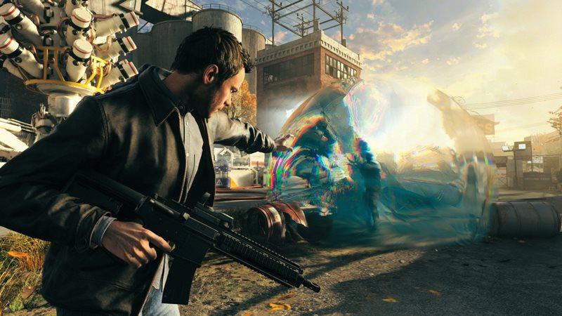 Quantum Break (Xbox One) für Grenzgänger/Niederlande