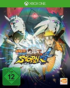 Naruto Shippuden - Ultimate Ninja Storm 4 XBOX ONE für 19,97€ @Amazon.de